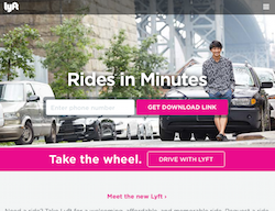 Concur partners with Lyft and HotelTonight for streamlined on-demand travel