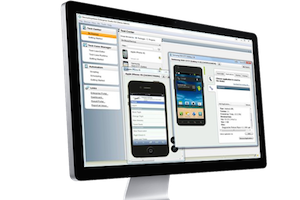 Testing solution integrated into SAP mobile security application