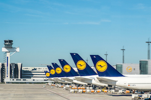 SAP and Lufthansa launch first global Aviation Blockchain Challenge
