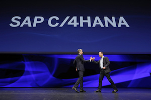 SAP CX Live: Customers choose SAP C/4HANA