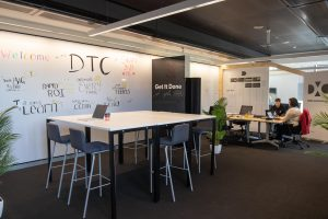 DXC Digital Transformation Centre Opens at Swinburne University