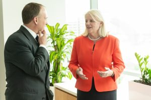 Infosys Announces Creation of 1,200 jobs in Australia with Minister Karen Andrews