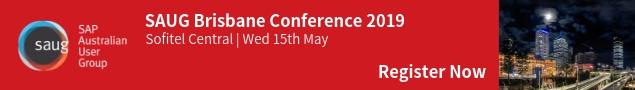 SAUG Brisbane Conference 2019