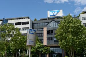 SAP SE stock