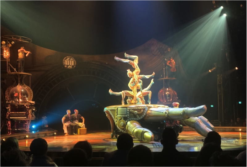 KURIOS Innovation: SAP X Cirque du Soleil®
