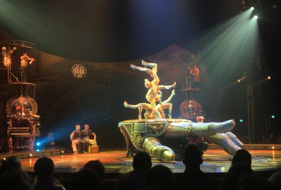 KURIOS Innovation: SAP X Cirque du Soleil®