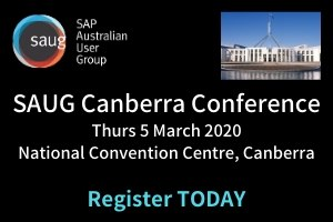 CSIRO, BoM and Department of Defence Share SAP Insights at SAUG Canberra Conference
